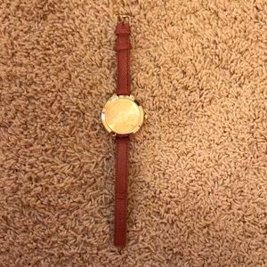 Francesca's Collections Accessories - Gold colored watch
